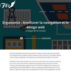 Ergonomie : Améliorer la navigation et le design web
