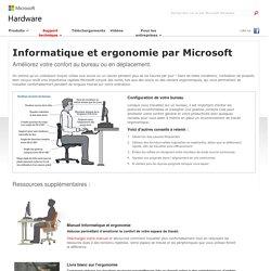 L'ergonomie utile par Microsoft - Informatique et ergonomie