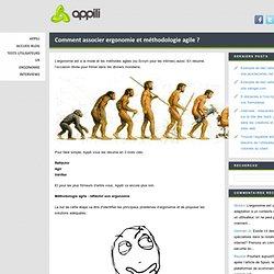 Comment associer ergonomie et méthodologie agile ?