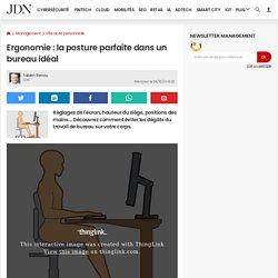 Ergonomie: la posture parfaite dans un bureau idéal