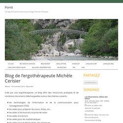 Blog de l'ergothérapeute Michèle Cerisier