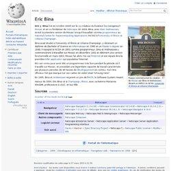 Eric Bina