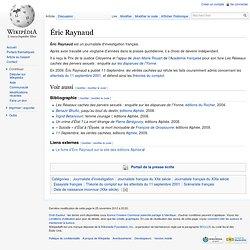 Éric Raynaud