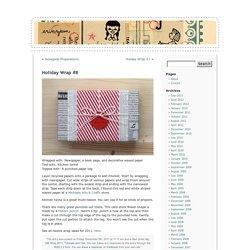 Erinzam News » Blog Archive » Holiday Wrap #8
