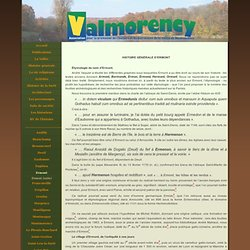 Ermont - Association Valmorency