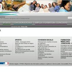 """Appel à projet """"sport, développement durable et innovation sociale"""" - DRJSCS"""