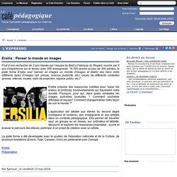Ersilia : Penser le monde en images