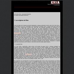 ERTA - TCRG