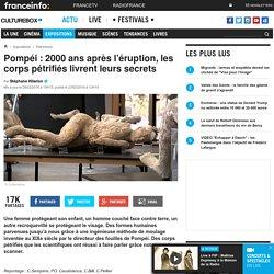 Pompéi : 2000 ans après l'éruption, les corps pétrifiés livrent leurs secrets