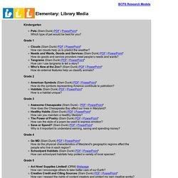 ES Library Media