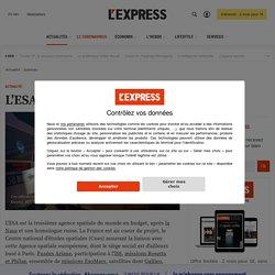 L'ESA, l'Agence spatiale européenne - L'Express