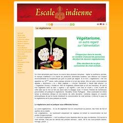 Escale Indienne - Végétarisme