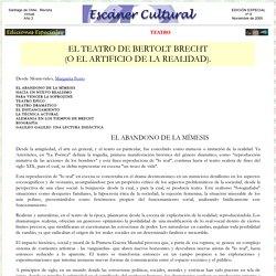 Escáner Cultural, Revista Virtual.