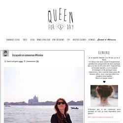 Escapade en amoureux #Venise
