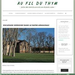 Escapade Gersoise dans le Baïse-Armagnac