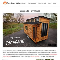 Escapade Tiny House - Tiny House Living