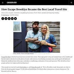 How Escape Brooklyn Became the Best Local Travel Site