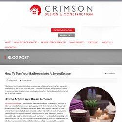 Crimson Design & Construction
