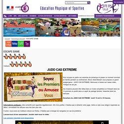 Academie Lille proposition d'un ESCAPE GAME