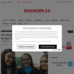 Un Escape Room en Inglés basado en las TIC para practicar el idioma