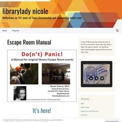 librarylady nicole