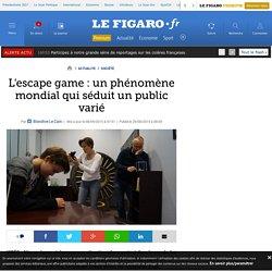 L'escape game : un phénomène mondial qui séduit un public varié