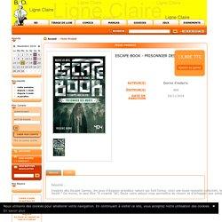 Escape book - prisonnier des morts (Dorne Frederic)