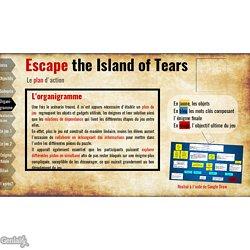 Escape the Island of Tears