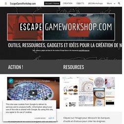 EscapeGameWorkshop.com