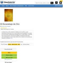 El Escarabajo de Oro – a book by Felipe Oliva Arriagada