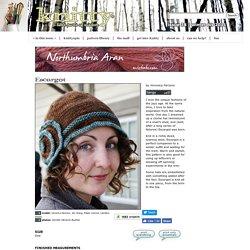 Escargot hat: Knitty Winter bis 2011