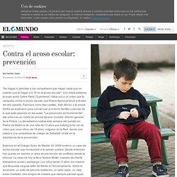 Contra el acoso escolar: prevención