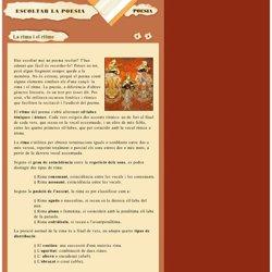 La rima i el ritme - Escoltar poesia - Literatura catalana - edu365