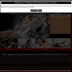 Escort in Delhi - Escort Service in Delhi