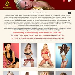 The Amazing Escort Service Agency