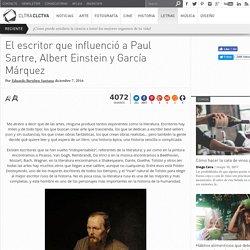 El escritor que influenció a Paul Sartre, Albert Einstein y García Márquez
