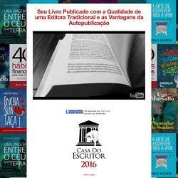 Casa do Escritor 2016 - Inscrições Abertas
