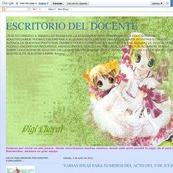 ESCRITORIO DEL DOCENTE: VARIAS IDEAS PARA NUMEROS DEL ACTO DEL 9 DE JULIO