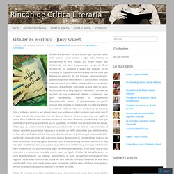 El taller de escritura – Jincy Willett