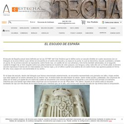Escudo de España:Su análisis y descripción.