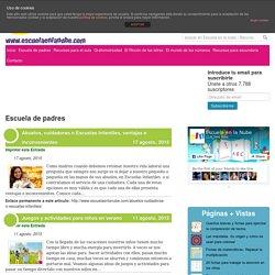 Escuela de Padres: Pautas para Padres en la educación infantil
