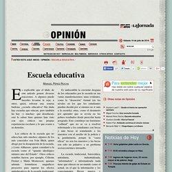 Escuela educativa
