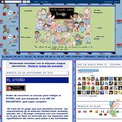EN LA ESCUELA CABEN TOD@S: Juegos educativos