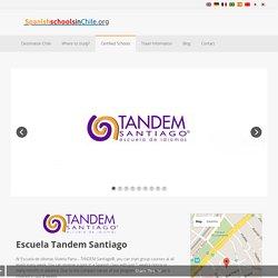 Escuela Tandem Santiago - Spanish Schools in Chile