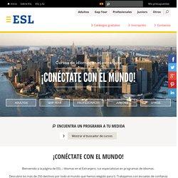 Escuelas de Idiomas en el extranjero - ESL cursos de idiomas