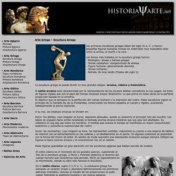 Escultura Griega. Arte Griego