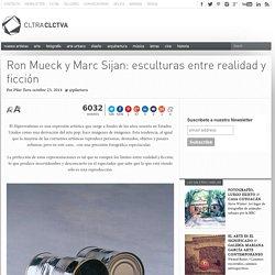 Ron Mueck y Marc Sijan: esculturas entre realidad y ficción