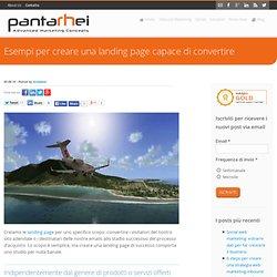 Esempi per creare una landing page capace di convertire