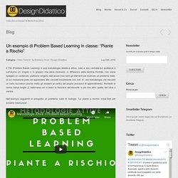 """Un esempio di Problem Based Learning in classe: """"Piante a Rischio"""""""