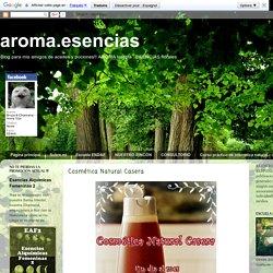 aroma.esencias: Cosmética Natural Casera